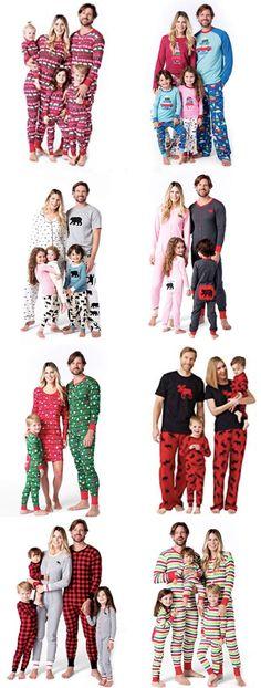380cb7e0b Hatley Family Matching Holiday Pajamas Matching Christmas Pajamas, Matching  Family Pajamas, Holiday Pajamas,