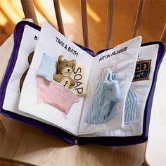 lullaby & good night soft book