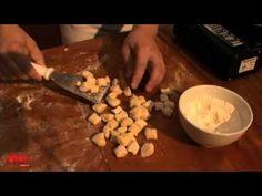 Aprenda a fazer um tradicional nhoque de batata