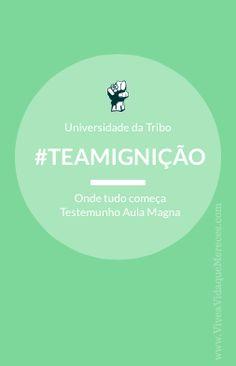 Tudo começa no Team Ignição - Testemunho da Carla e Dário na Aula Magna da Universidade da Tribo Vê o testemunho aqui: http://franciscaerui.tumblr.com/post/105258256813/a-carla-e-dario-estao-a-pouco-tempo-neste-projeto