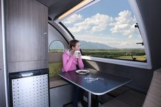 Canadian RV manufacturer Safari Condo has added a fixed roof version of their Alto travel trailer to their line-up. The Alto initially hit the Canadian RV scene around 2009 with the unique teardrop…