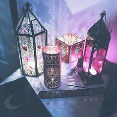 Lovely lights would be amazing in a sacred space or home altar