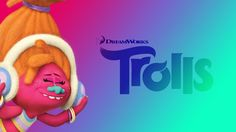 Trolls D Animation Movie Trailer Photos and wallpapers Kid Movies, Disney Movies, Movie Wallpapers, Movie Trailers, Dreamworks, Troll, Children, Kids, Retro