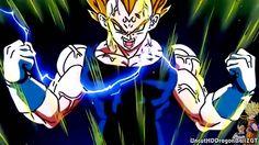 Goku and Vegeta's SSJ2 Transformation (1080p HÐ)