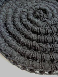Tutorial: Trapillo cosido a crochet.