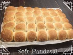 Successful Recipe #1: Soft Pandesal – Ever Sweet Blessing
