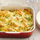 Creamy Chicken-and-Leek Lasagna Recipe Dog Recipes, Pasta Recipes, Chicken Recipes, Cooking Recipes, Lasagna Recipes, Oven Ready Lasagna, Food Porn, Batch Cooking, Eat Smarter