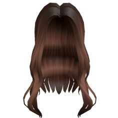 Brown Hair Roblox, Black Hair Roblox, Everyday Hairstyles, Cute Hairstyles, Over 40 Outfits, Girl Hair Colors, Roblox Animation, Fairy Hair, Roblox Pictures