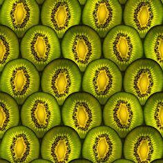 kiwis | pattern | © wagner campelo