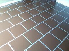 Picture Painting Linoleum, Vinyl Flooring, Tile Floor, Texture, Design, Surface Finish, Vinyl Floor Covering, Tile Flooring