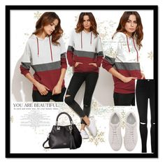 A fashion look from December 2016 featuring long sleeve tops, white hoodie and skinny jeans. Browse and shop related looks. White Hoodie, You Are Beautiful, Vince Camuto, Fendi, Long Sleeve Tops, Fashion Looks, Skinny Jeans, Hoodies, Polyvore