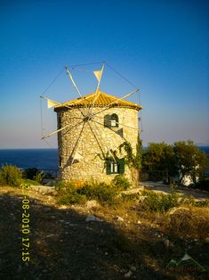 Zakynthos – Amiért mindenki a szigetre jön. Windmill, Olympus, Monument Valley, Greece, Fair Grounds, Nature, Travel, Greece Country, Naturaleza