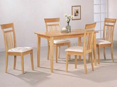 77+ Light Dining Chairs - Luxury Modern Furniture Check more at http://www.ezeebreathe.com/light-dining-chairs/ #diningchairs