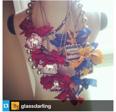 #Game #Day #Bling Available at #THCB  from @glassdarling