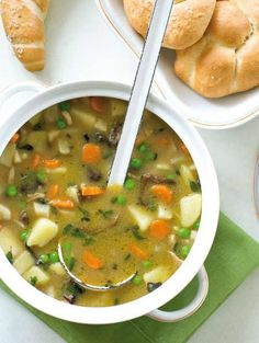 Nejlepší bramboračka Czech Recipes, Ethnic Recipes, Snack Recipes, Cooking Recipes, Brunch, Cooking For Two, Polish Recipes, Food 52, I Love Food
