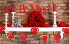 valentine decor - Google Search