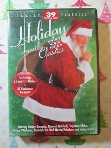 Holiday Family Classics Christmas DVD Set