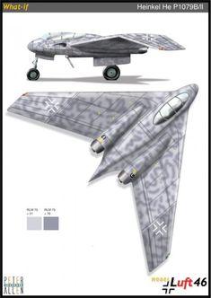 Heinkel  He P1079/||