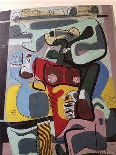 Le Corbusier painting ✏✏✏✏✏✏✏✏✏✏✏✏✏✏✏✏  ARTS ET PEINTURES - ARTS AND PAINTINGS  ☞ https://fr.pinterest.com/JeanfbJf/pin-peintres-painters-index/ ══════════════════════  Gᴀʙʏ﹣Fᴇ́ᴇʀɪᴇ BIJOUX  ☞ https://fr.pinterest.com/JeanfbJf/pin-index-bijoux-de-gaby-f%C3%A9erie-par-barbier-j-f/ ✏✏✏✏✏✏✏✏✏✏✏✏✏✏✏✏
