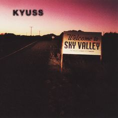 Kyuss - Kyuss (1994) (Welcome to Sky Valley) (Stoner Rock, Hard Rock) #Classic! #myCD  #jgcd