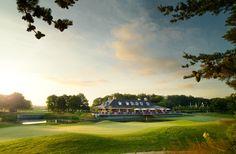 De Goyer golf club house