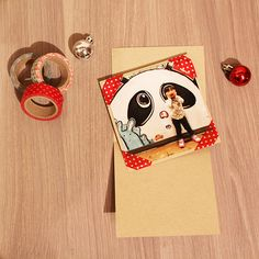 Easy Holiday Photo Cards DIY