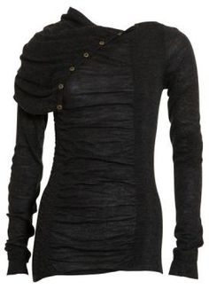 Edward Scissorhands-y sort of shirt.