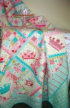 Love this Quilt pattern!.