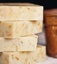 Organic Handmade Vegan Soap - 3 Pack - Sunshine Citrus