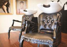 Kinky Curly Straight #salon, Australia. See more #salon interiors on www.salonmagazine.ca #decor #design