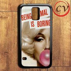 Marilyn Monroe Samsung Galaxy S5 Case