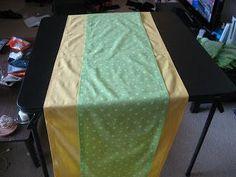 DIY home crafts DIY Table Runner DIY home crafts