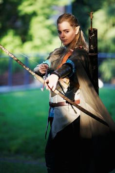 Legolas - Lord of the Rings by NanniWalkerCosplay on deviantART