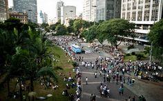 No Brasil, ainda falta infraestrutura para se andar mais. Mas mudança de…