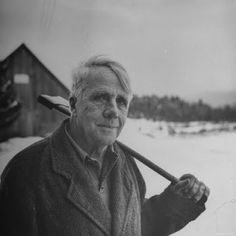 Stopping By Woods on a Snowy Evening Every man should know one of Robert Frost's poems. Take the memorization challenge.