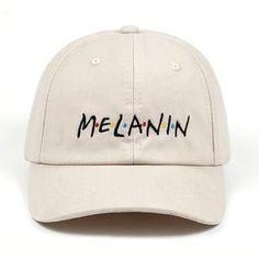 e67220c382d97 Melanin - 4THELOW Embroidered Baseball Caps