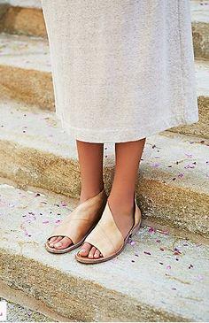 mont blanc sandal