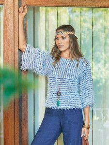 burda style: Damen - Shirts & Tops - Kurzarm-Shirts - Kurzes Shirt
