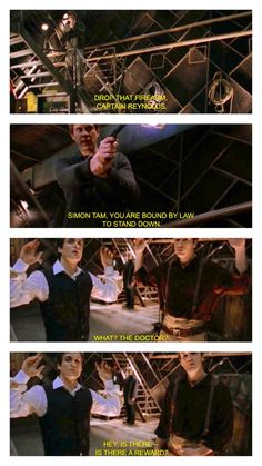 Firefly quote Nathan Fillion, Captain Malcolm Reynolds (Mal)