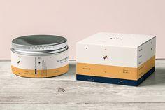 Дизайн упаковки чая Miyu by Tom Jueris