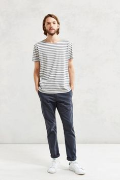 Cheap Monday Standard Stripe Tee - Urban Outfitters
