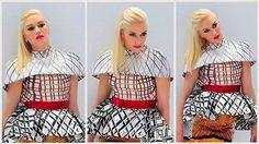 Gwen Stefani | ELLE UK October 2012 Issue