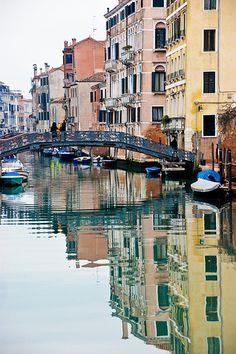 Venice, Italy by rjmcdiarmid