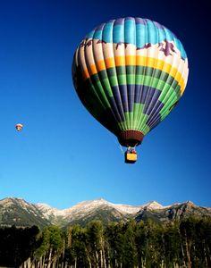 Balloon Rides near Auburn, Maine