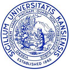 University of Kansas Jayhawks seal