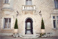 Chateau de la Couronne - France