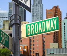 Broadway, New York City. Top Places curated by SavingStar. Save money the smart and easy way on your groceries and online shopping with savingstar.com!