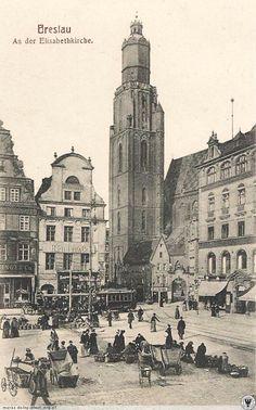Bazylika św. Elżbiety. 1905