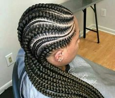 Cornrows braided hairstyles awesome african american braided hairstyles feed in braids cornrows radiant cornrow hairstyles Cornrows Braids For Black Women, Black Girl Braids, Braids For Black Hair, Girls Braids, Braids Cornrows, Plaits, Feed Braids, Short Box Braids Hairstyles, French Braid Hairstyles