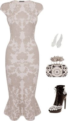 """Mcqueen"" by comprameunconjuntito ❤ liked on Polyvore"